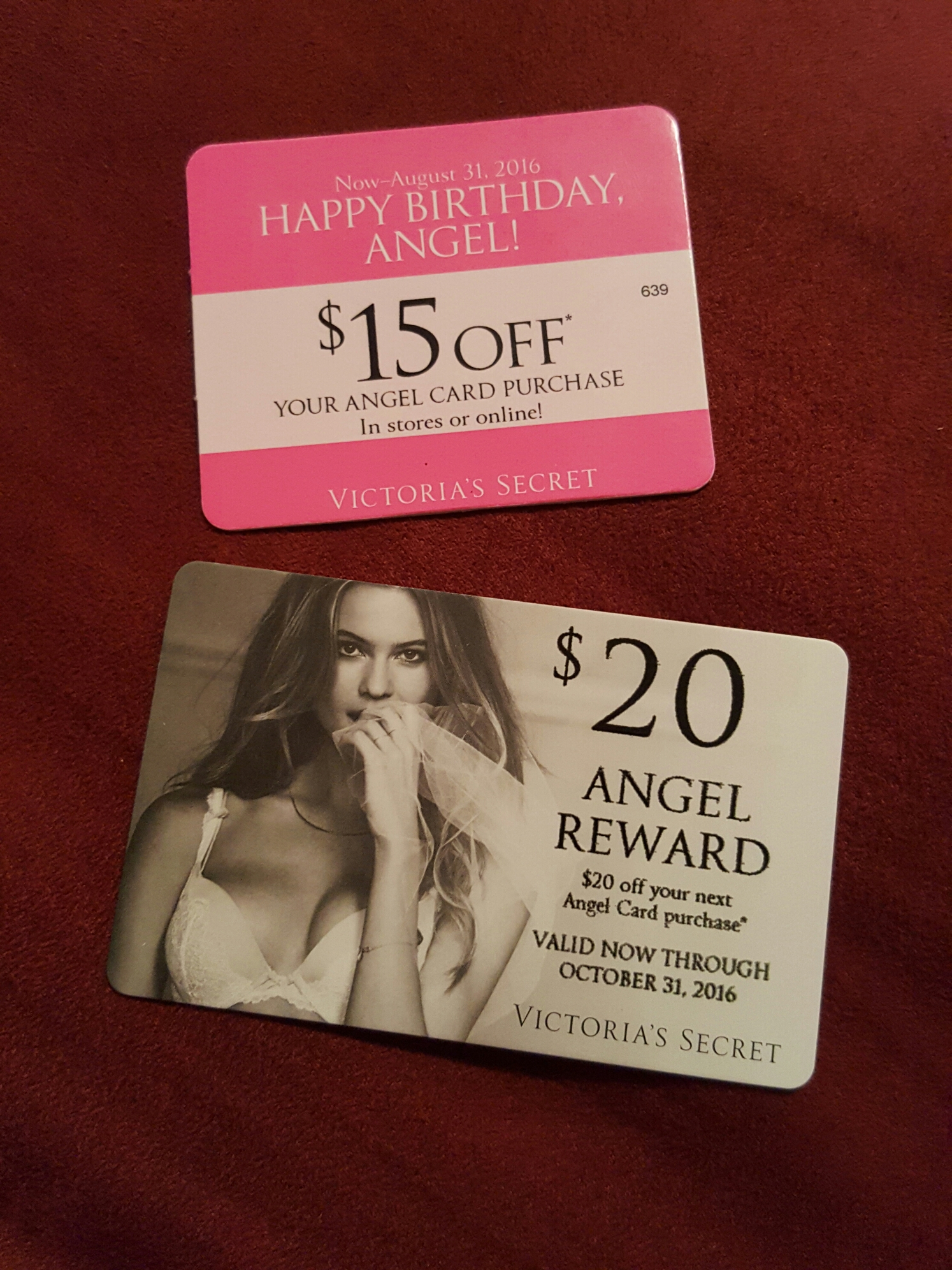 Victoria Secret Credit Card Birthday Gift In My Life With VS On Their Bridal And Holiday Wishlists I Would Use The
